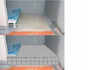 Comment Faire Une Douche à L Italienne : en quoi faire une marche de sortie de douche 5 messages ~ Melissatoandfro.com Idées de Décoration