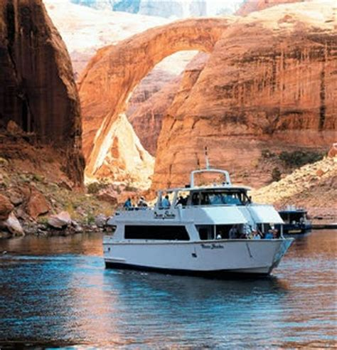 Boat Tour Page Az by Lake Powell Cruises Boat Tours And Activities