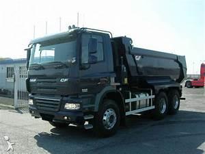 Largeur Camion Benne : camion daf benne enrochement cif cf85 fat 510 6x4 gazoil euro 4 occasion n 365150 ~ Medecine-chirurgie-esthetiques.com Avis de Voitures