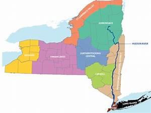Upstate New York begins here: 11 maps that will make you mad