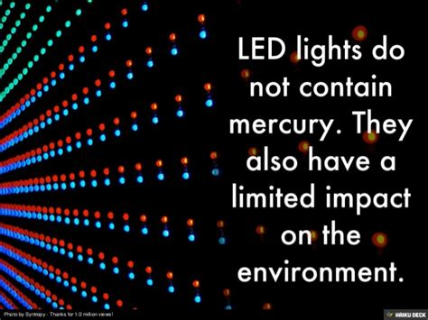 led lighting facts 5 facts about led lights