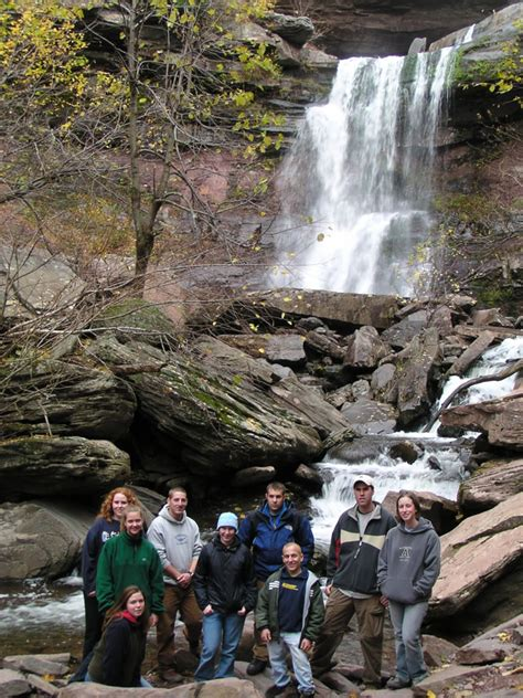 catskill mountains  york geology allegheny college