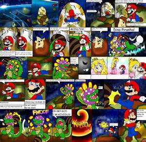 Super Mario Galaxy Pg 29 By Paratroopacx On Deviantart