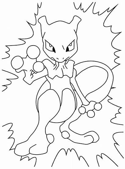 Pokemon Coloring Pages Previous Series