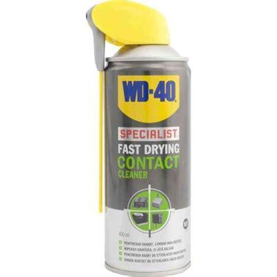 wd 40 kontaktspray ahlsell kontaktspray wd 40 specialist contact cleaner nsf h2 400ml kontaktspray wd 40