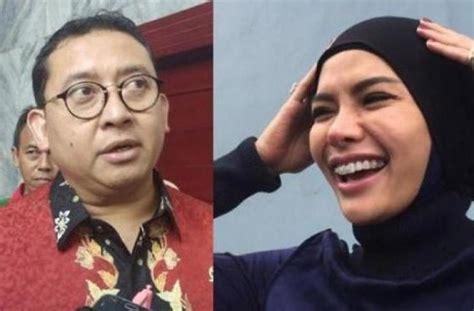 Buntut Pujian Imf Jokowi Nikita Mirzani Senggol Fadli
