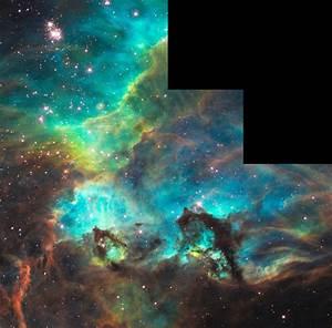 Star Birth NGC 2074 Nebula Hubble JPL NASA space telescope ...