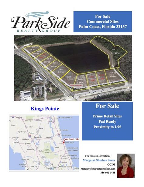 Two Kings Pointe Corner Commercial Lots in Palm Coast Sold ...