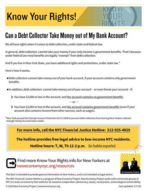 frozen bank accounts  economy project