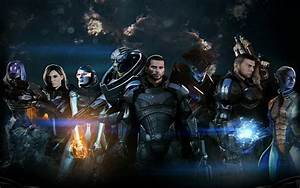 Mass Effect 3 Wallpaper And Background Image 1280x800