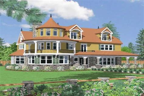 country house plans victorian home plans