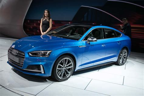 2018 Audi A5 S5 Sportback Confirmed For The Us Motor