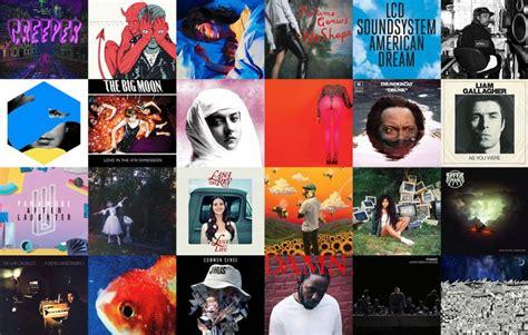 Best Album Nme 243 Su Listado De Los 50 Mejores Discos A 241 O Y