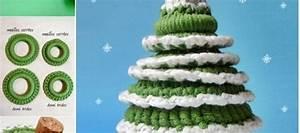 Tuto Sapin De Noel Au Crochet : tuto sapin de no l au crochet ~ Farleysfitness.com Idées de Décoration