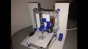 Arduino Mini Cnc Machine Plotter From Old Dvd Drives