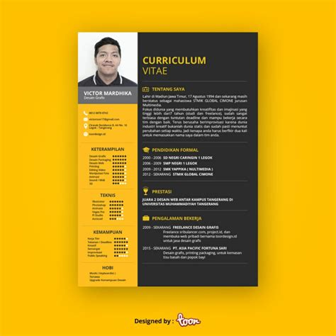 resume format with photos 9 best resume formats of 2018