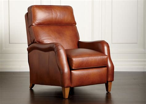 Ethan Allen Recliner by Aiden Leather Recliner Chairs Leather Recliner