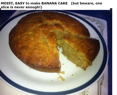 how to make moist cake moist banana cake recipe so easy to make hubpages