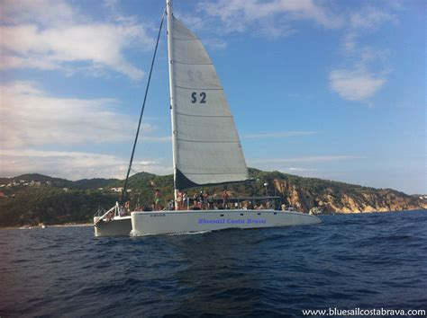 Catamaran Costa Brava by Catamarans Bluesail Costa Brava Excursiones Barco