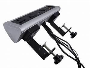 Surface Mount Electrical Outlet Desktop Socket   Office