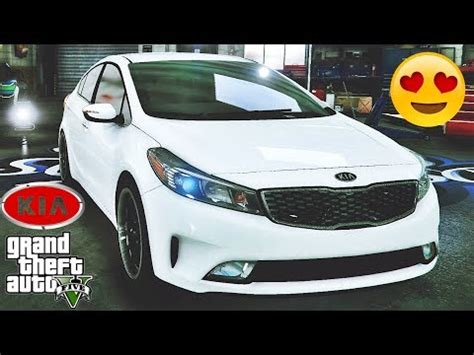 kia cerato tuning youtube