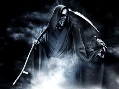 Anime Grim Reaper Wallpaper - free grim reaper wallpapers wallpaper cave