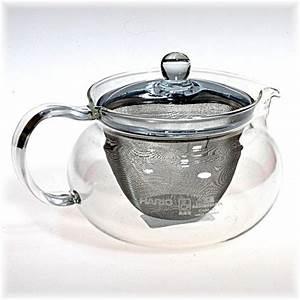 Teekanne Aus Glas Mit Sieb : japanische glas teekanne ca 450ml mit siebeinsatz ~ Michelbontemps.com Haus und Dekorationen