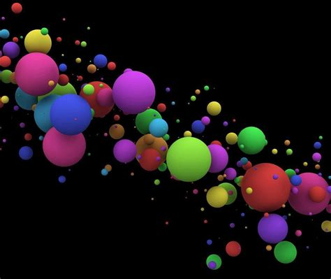 colorful bubbles wallpaper hd wallpapers hd