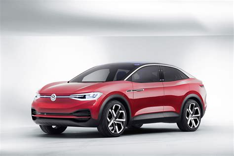 2020 Electric Volkswagen by Volkswagen Id Crozz Electric Suv To Launch In Us In 2020