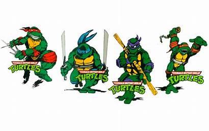 Ninja Tmnt Turtles Turtle Clipart Transparent Mutant