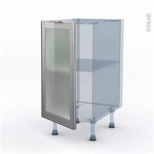 Facade Meuble De Cuisine : fa ade alu vitr e kit r novation 18 meuble bas cuisine 1 ~ Edinachiropracticcenter.com Idées de Décoration