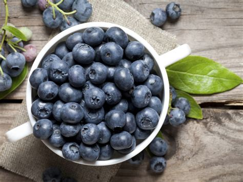 Are Cooked Blueberries Healthy?