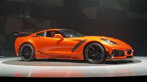2019 Corvette Zr1 750 Hp