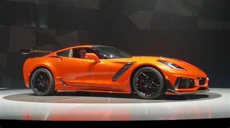 2019 Corvette Zr1 750 Hp