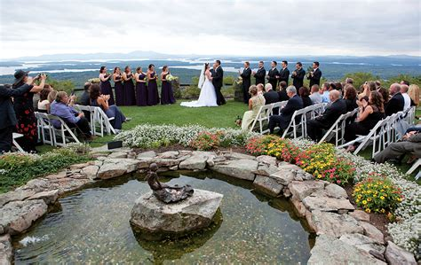 Seven New England Wedding Venues You Didn't Know About