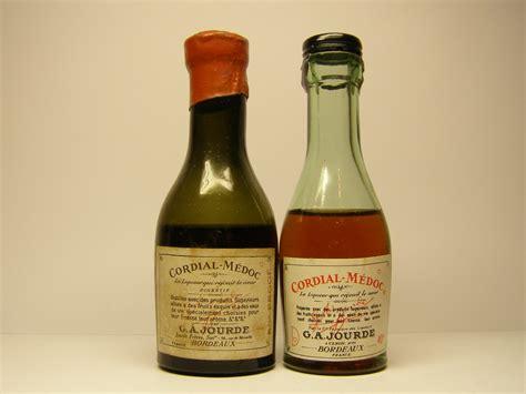 cordial liqueur g a jourde cordial medoc