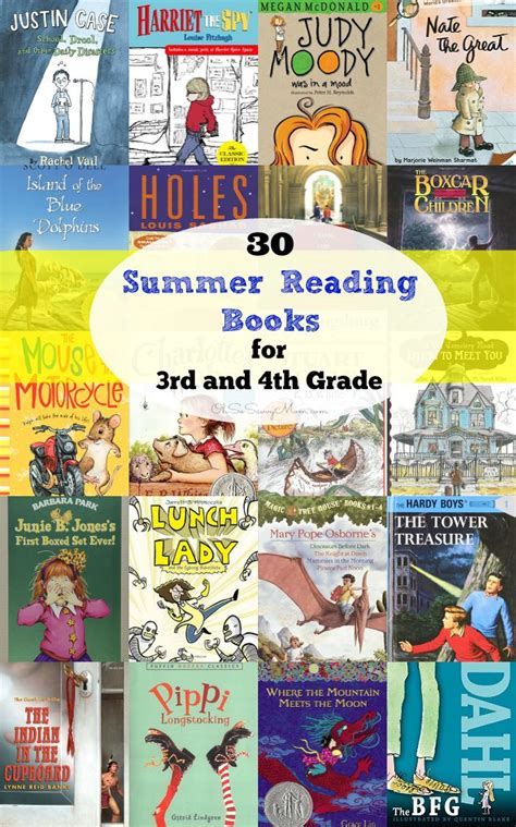 25+ Best Ideas About Summer Reading Lists On Pinterest  Good Reading Books, Kids Chapter Books