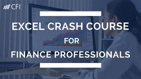 For Finance Professional by Excel Crash Course For Finance Professionals Free