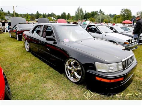 lexus ls400 modified 1992 lexus ls400 vip airbagged custom victoria city victoria