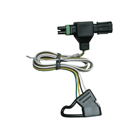 Trailer Wiring Harness Kit For Chevy Gmc Series