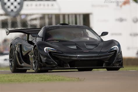 McLaren P1 LM - Chassis: XP1LM - 2016 Goodwood Festival of ...
