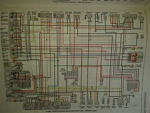 Speed Triple Wiring Diagram