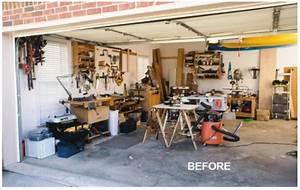 Extreme Garage Shop Makeover – Part 1