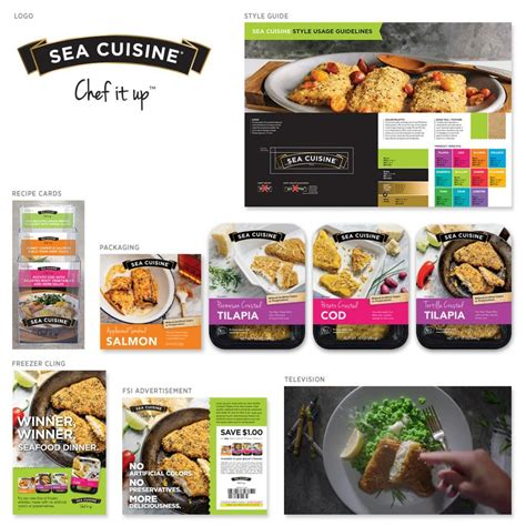 ea cuisine chef it up agency compile