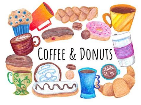 Coffee And Donuts Clipart Hand Drawn Clipart Coffee And National Coffee Day Ideas Club Yeronga Gateway Dunedin Yas Mall Zomato Orchard Caloundra Portland
