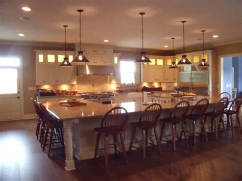 kitchen island with bar seating best 25 kitchen island table ideas on island 8234