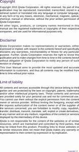 Qisda Uh100i Diagnostic Ultrasound System User Manual Part I