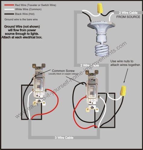 3 way switch wiring diagram diy chang e 3