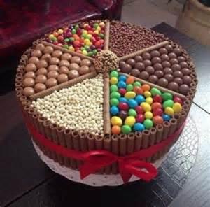Cakes Decorated With Lollies by Decorazioni Per La Torta Di Compleanno Dei Bambini