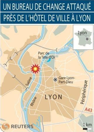 bureau de change lyon hotel de ville attaque 224 arm 233 e d un bureau de change 224 lyon l express